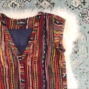 Sam Edelman | Boho Buttoned Shift Dress